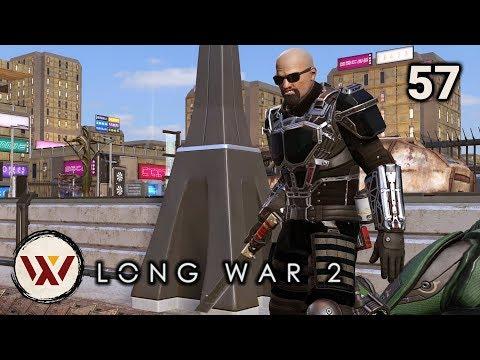 Friends in the Street! #57 Long War 2 Legend S3- XCOM 2 Let's Play: Long War 2 Gameplay Mod