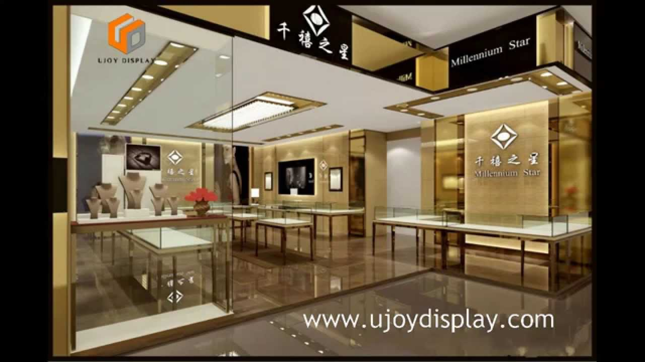 Jewelry Store Design and Display Furniture Gallery ...