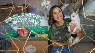 HUGE HOME HAUL | A spatula you NEED, kid friendly summer snacks, and TASTE TEST!