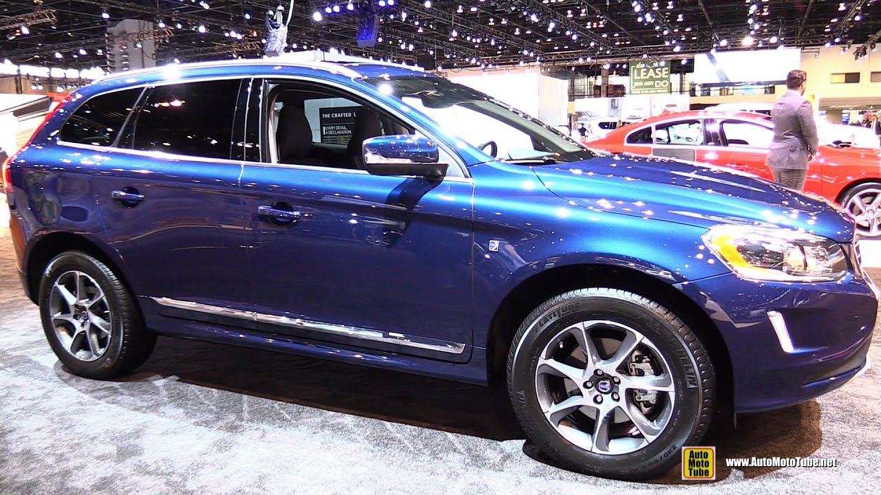 2015 volvo xc60 t6 awd volvo ocean race edition exterior int walkaround 2015 chicago auto. Black Bedroom Furniture Sets. Home Design Ideas