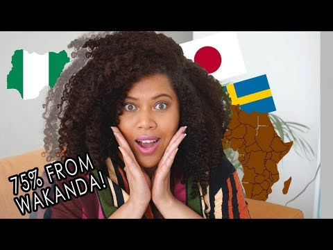 WHAT AM I MIXED WITH - ANCESTRY DNA RESULTS // Samantha Pollack
