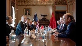 白宫要义(黄耀毅):美中周四于华盛顿继续进行贸易谈判