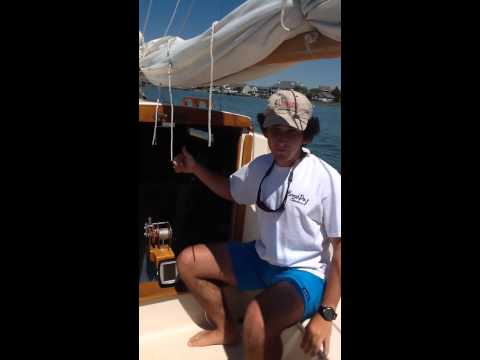 Skipjack rigging