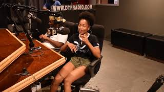 DTF Radio appearance with TourneSoul