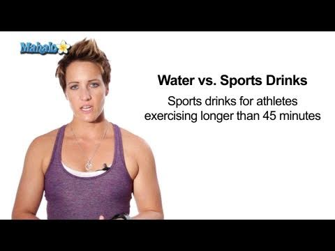 Get Fit for Your Wedding How to Properly Hydrate for a Workout