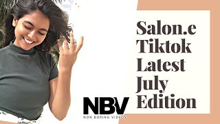 Salon.e - JULY LATEST 2019 Tik Tok - || NON BORING VIDEOS || - Part  13