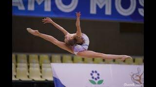 Anna Popova - Free hands AA 14.75 Junior Championship of Moscow 2019