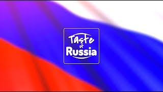 Taste of Russia Episode 1 - Traditional Russian Blini