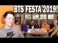 BTS FESTA 2019 REACTION!