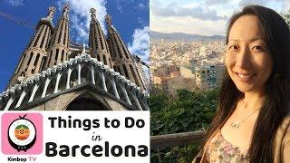 Barcelona Spain with Kimbop TV