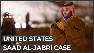 US court issues summons for MBS in al-Jabri case