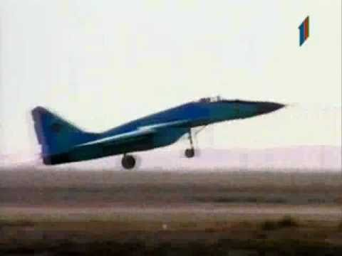 Azerbaijani Air Defence Force - The Sky Lions