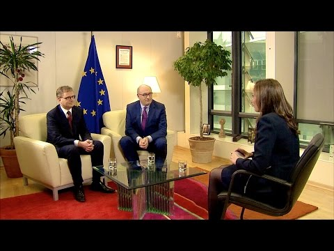 Full Brexit Interview with European Commissioner, Phil Hogan, Brussels