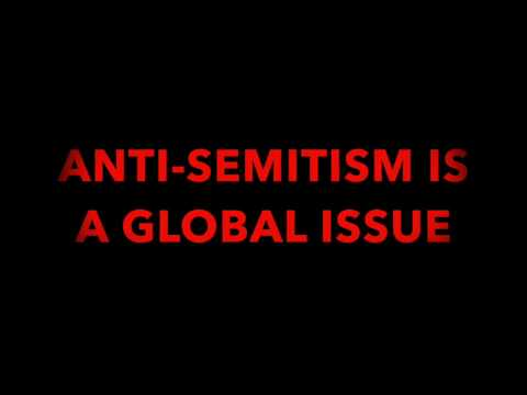 Never Forget Anti Semitism