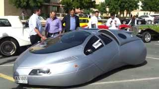 Cars Exhibition in Dubai