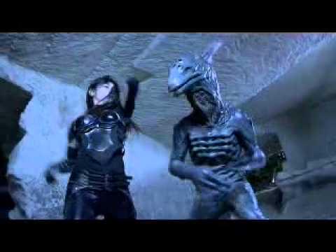 Trailer do filme Alien vs. Ninja
