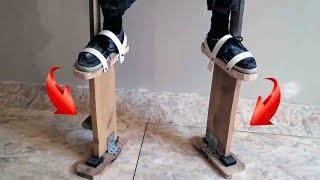 Top 7 Amazing Homemade inventions. You will enjoy it.