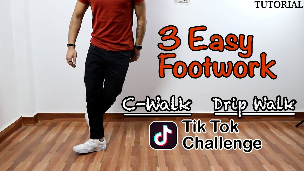 3 Simple Dance Moves For Beginners | TIK TOK DANCE CHALLENGES 2020