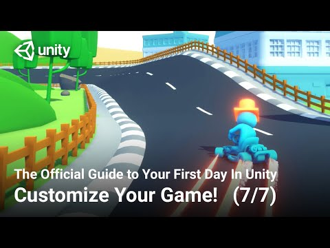 Customize and Personalize your Game with Mods (Official Unity Tutorial) thumbnail