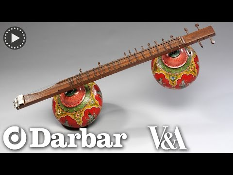 Indian classical music instrument - Sitar Been
