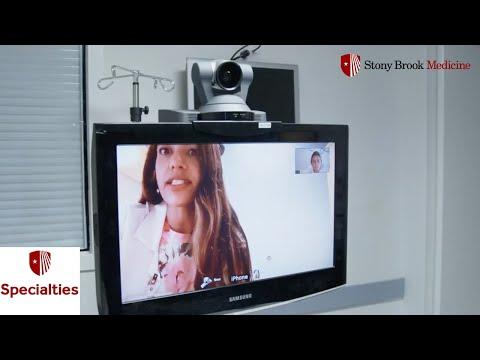 Stony Brook Medicine: Teleneurology Service