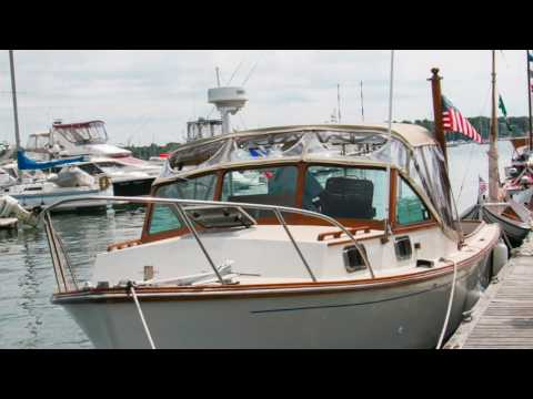 Salem Antique and Classic Boat Festival