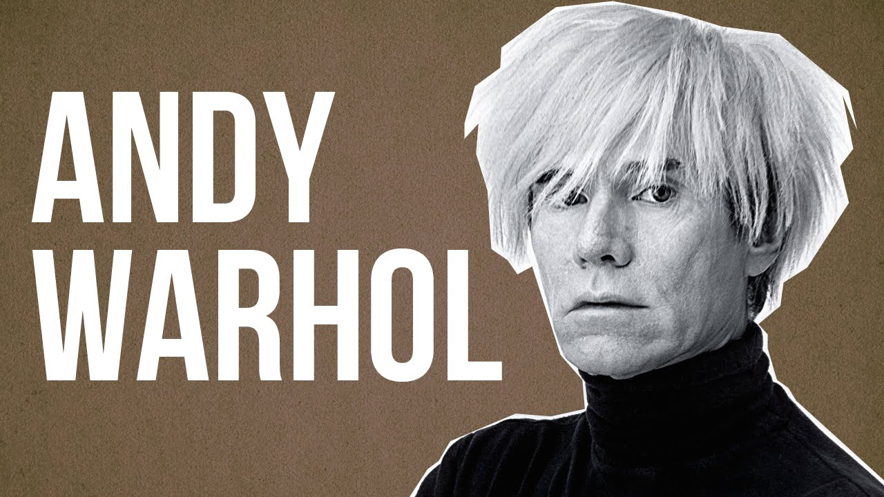 ART/ARCHITECTURE: Andy Warhol - YouTube
