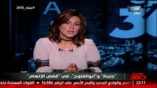 تعليق دينا عبدالكريم على القبض على هشام جنينة: هو في حاجات احنا منعرفهاش!