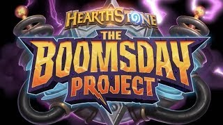 Hearthstone - Boomsday Project 5 Ranked Meccs