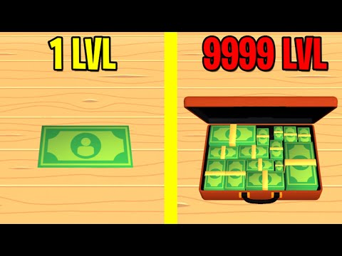 Money Buster ALL LEVELS! NEW GAME Money Buster WORLD RECORD!