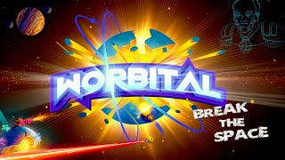 Worbital - Action Trailer [Real-Time Space Artillery Game]