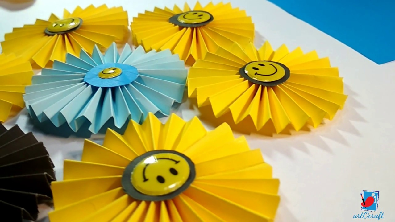How To Make Paper Rosettes Flowers Paper Fan Backdrop For