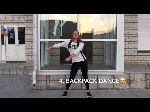 Виды танцев за 40 секунд 😱😂😂😂