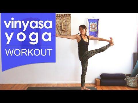 Total Body Power Yoga Vinyasa Workout