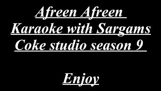 afreen-afreen-karaoke-with-sargams---coke-studio-season-9