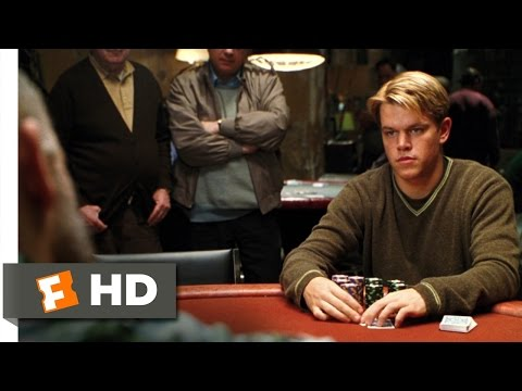 Rounders (1/12) Movie CLIP - No Limit Texas Hold 'Em (1998) HD