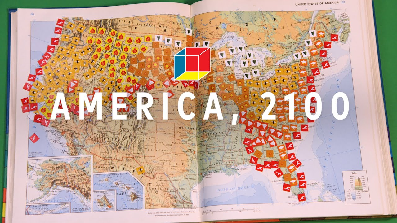 Where to live in America, 2100 A.D.
