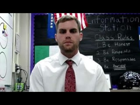 Teacher attacked on Twitter for conservative views