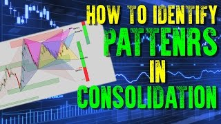 Forex Trading - AUDCAD Patterns in Consolidation