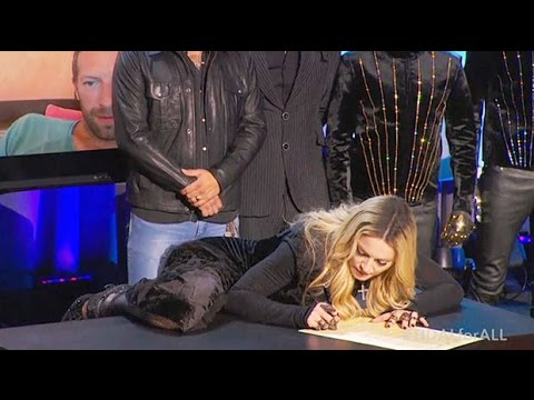 Madonna gives Tidal launch a 'leg-up'