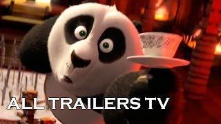 Кунг-фу Панда 3 / Kung Fu Panda 3 (2016) | Трейлер (дублированный)
