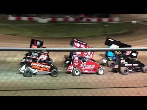 Delta Speedway 6/15/19 Jr Sprint Main Cash