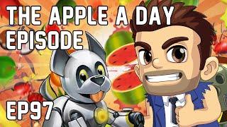 🍏The Apple Arcade Episode🍎 Barry Vlog #97 #JetpackJoyride