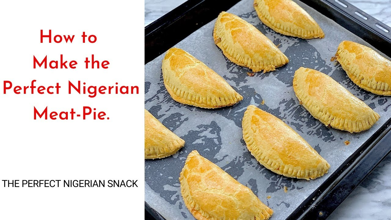Download HOW TO MAKE NIGERIAN MEAT PIES - MINCED MEAT PIES - ZEELICIOUS FOODS