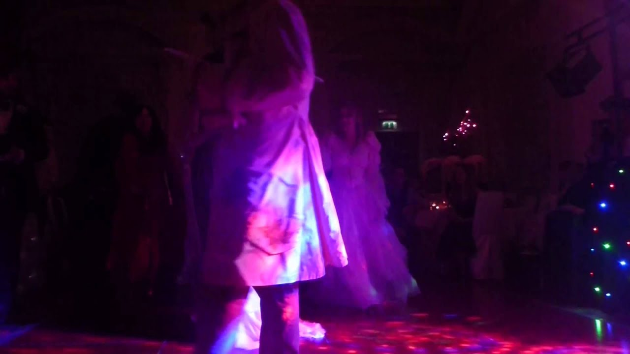Amazing Our First Dance Harry Potter Waltz Wedding Surprise Dancing Fairy Gangham Style