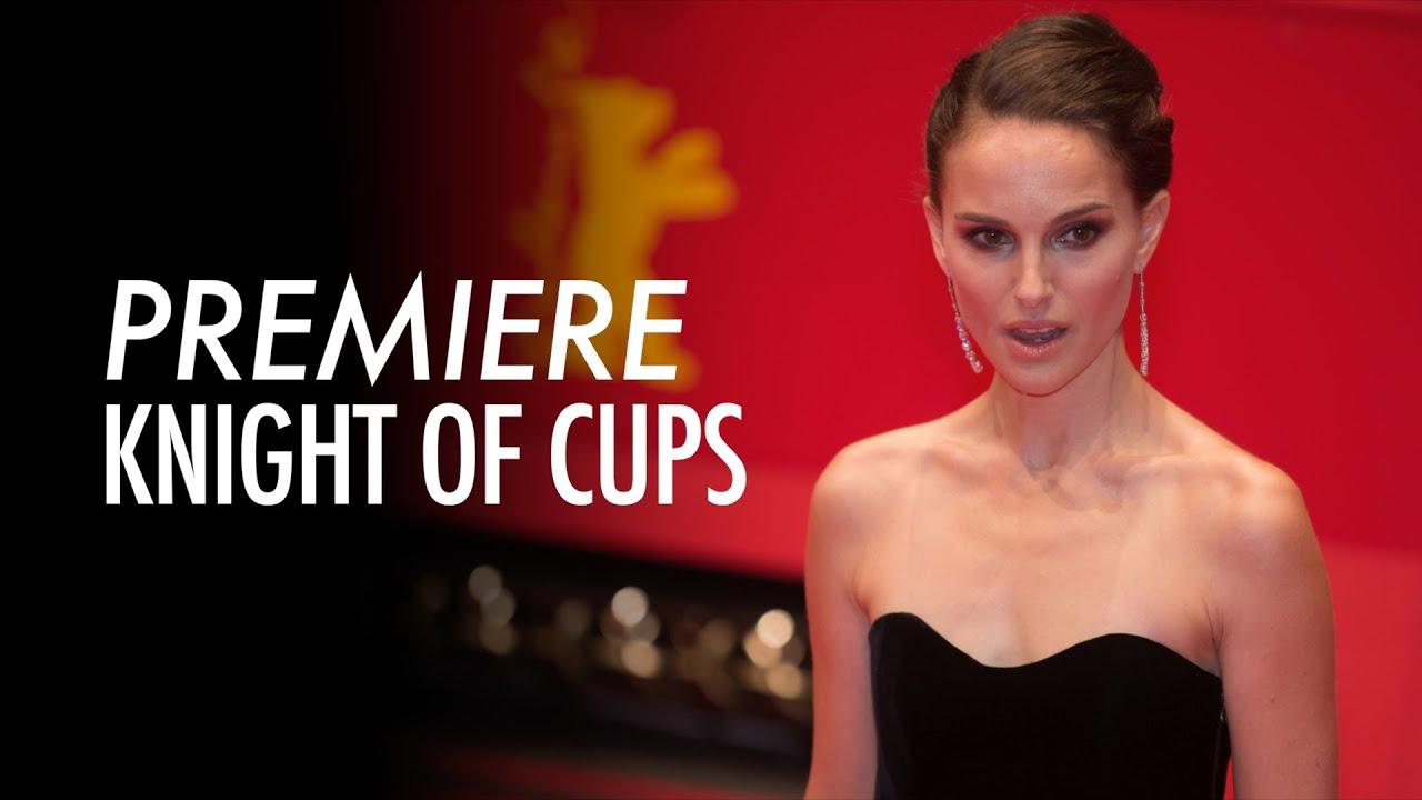 Berlinale 2015 Natalie Portman & Christian Bale auf dem