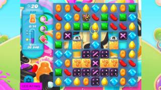 Candy Crush Soda Saga Level 949 NO BOOSTERS