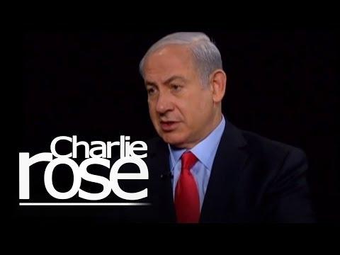 Benjamin Netanyahu | Charlie Rose
