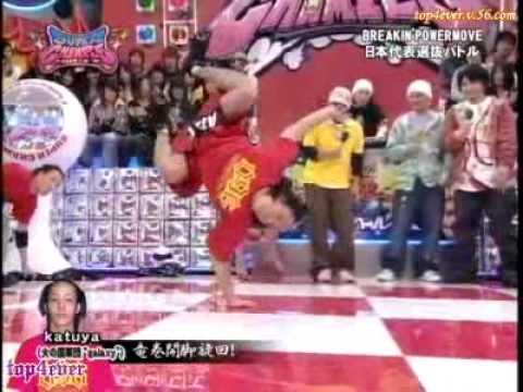 モーコンYosshiとAichi君    Super Chample- Power Move Battle