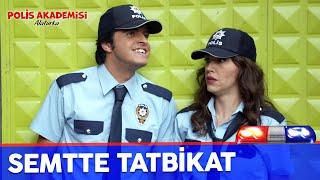 Semtte Tatbikat - Polis Akademisi Alaturka